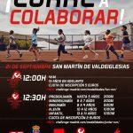 San Martín de Valdeiglesias, will host the Festival Solidario Challenge Madrid 2019